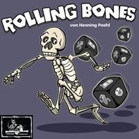 Würfelspiel Rolling Bones (limitiert 500 Stück)